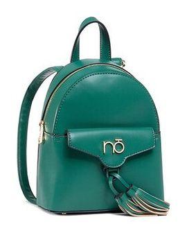 Plecak NOBO - NBAG-J3770-C008 Zielony
