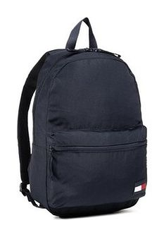 Tommy Hilfiger Plecak Tommy Core Backpack AM0AM06490 Granatowy