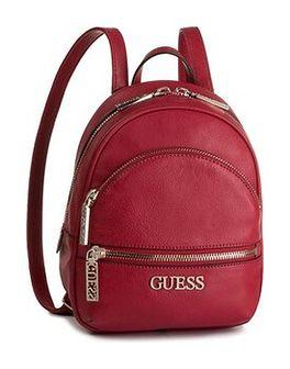 Guess Plecak Manhattan (VS) HWVS69 94310 Czerwony