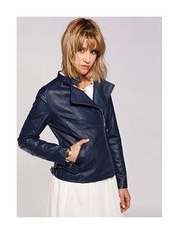 Damska kurtka o klasycznym kroju