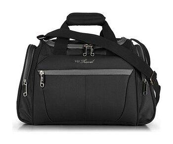 Mała miękka torba podróżna dwukolorowa