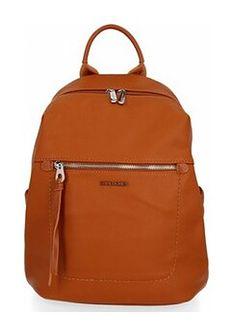 Uniwersalne Plecaczki Damskie w rozmiarze XL firmy David Jones Rudy (kolory)