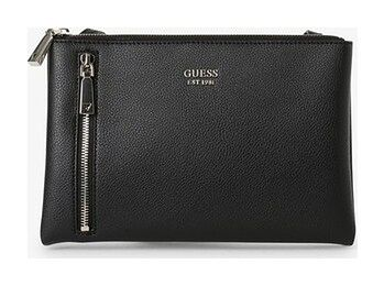GUESS - Damska torebka na ramię, czarny