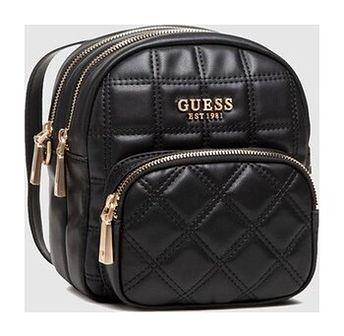 "GUESS -  pikowany plecak damski ""KAMINA"""