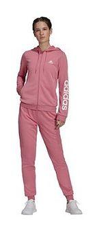 Adidas Essentials Tracksuit Różowy XS