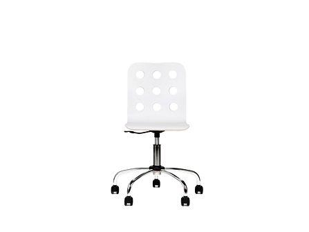 krzesło obrotowe Cantona Gts biały
