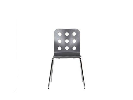 krzesło Cantona Stop szare