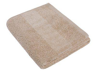 ręcznik z welurową bordiurą Soho
