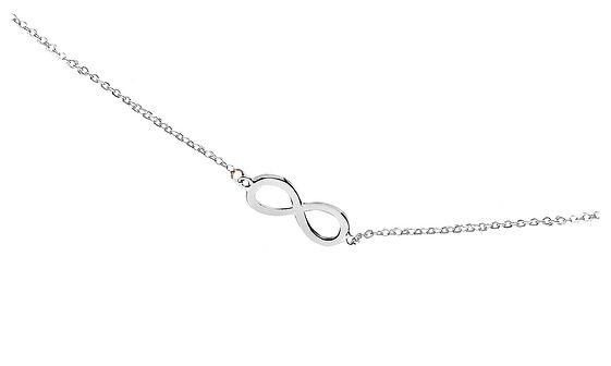 Łańcuszek srebrny na talię