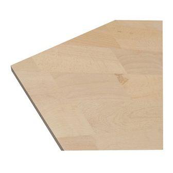 Blat drewniany 37 x 600 x 3000 mm buk