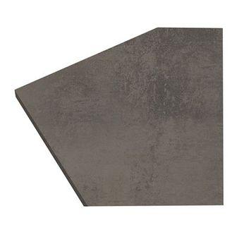 Blat laminowany GoodHome Kala 3,8 cm cement