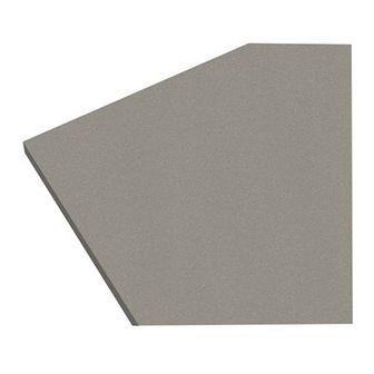 Blat laminowany GoodHome Berberis 3,8 cm super mat titan
