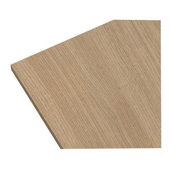 Blat laminowany Kala 3,8 x 300 cm jasne drewno