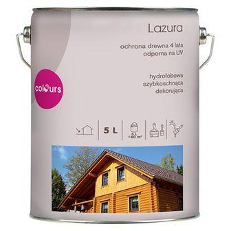 Lazura satynowa Colours