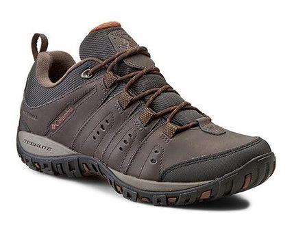 Buty trekkingowe męskie  brazowy