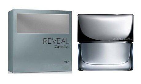 Perfumy męskie Calvin Klein szary