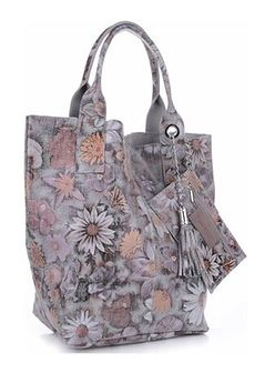 Shopper bag Vittoria Gotti wielokolorowy