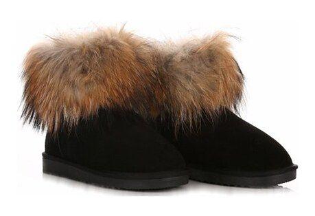 Śniegowce damskie Crystal Shoes wielokolorowy