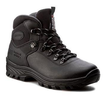 Buty trekkingowe męskie Grisport czarny
