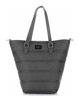 Shopper bag Nobo szary