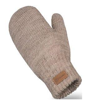 Rękawiczki Pamami szary