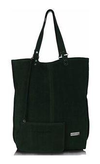 Shopper bag Vittoria Gotti czarny