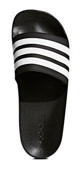 Klapki męskie adidas czarny