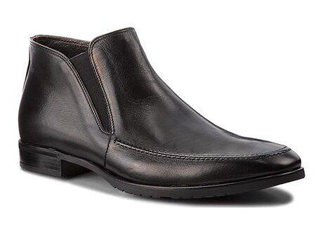 Buty zimowe męskie Aldo Bruè czarny