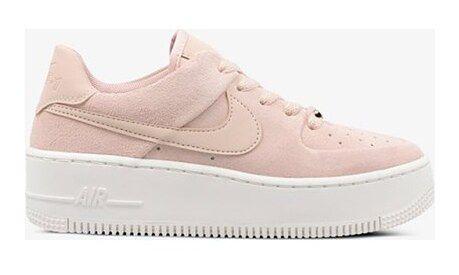 Sneakersy damskie Nike na platformie