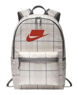 Biały plecak Nike