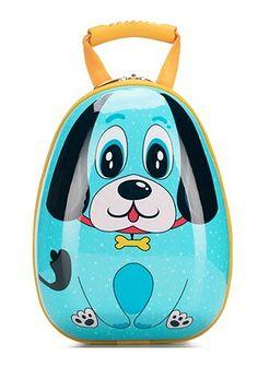 Plecak dla dzieci niebieski Wittchen