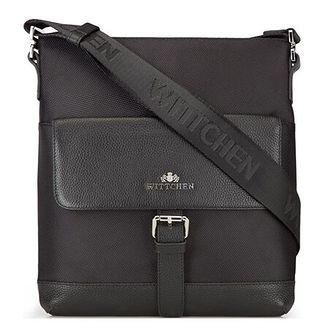 Czarna torba męska Wittchen