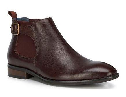 Wittchen buty zimowe męskie bez zapięcia