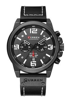 Zegarek Curren czarny