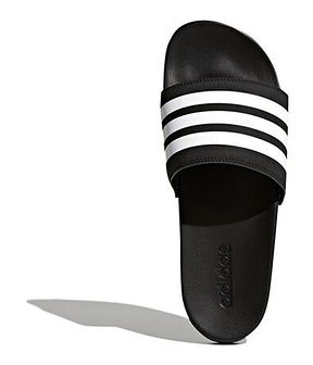 Klapki męskie Adidas bez zapięcia letnie