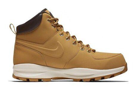 Buty trekkingowe męskie Nike żółte sportowe