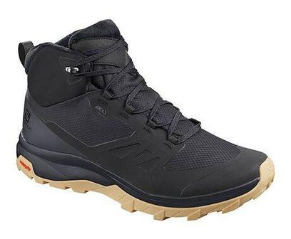 Buty zimowe męskie Salomon wiązane młodzieżowe