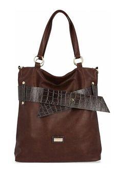 Shopper bag Conci duża bez dodatków