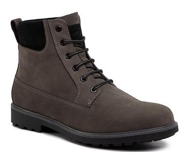 Buty zimowe męskie Geox sznurowane