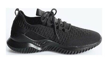 Czarne buty sportowe męskie Gate