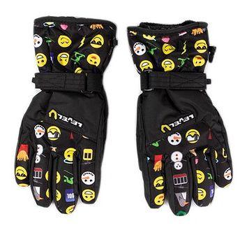 Rękawiczki Level czarny
