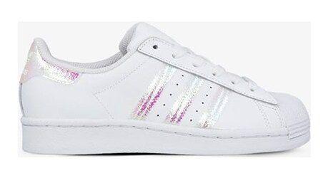 Adidas buty sportowe damskie białe wiosenne płaskie