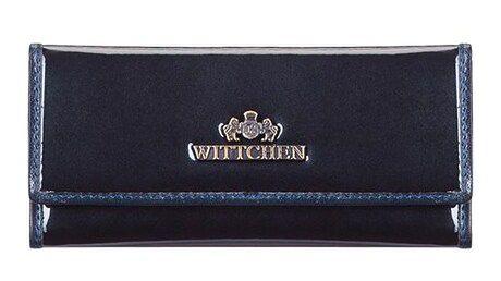 Portfel damski granatowy Wittchen