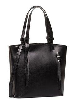 Shopper bag bez dodatków matowa duża