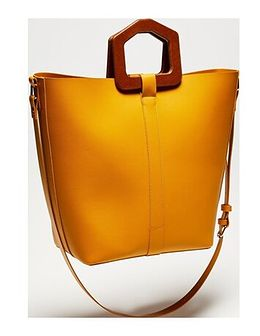 Shopper bag poliestrowa na ramię