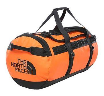 Torba podróżna The North Face pomaranczowy