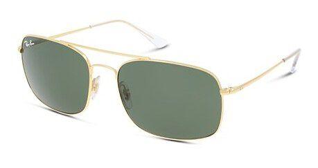 Okulary przeciwsłoneczne Ray-Ban szary