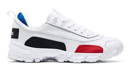 Buty sportowe męskie Puma na wiosnę sznurowane