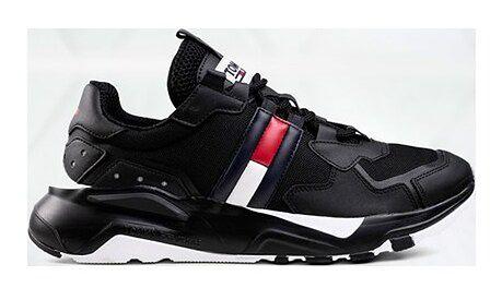 Buty sportowe męskie Tommy Jeans sznurowane