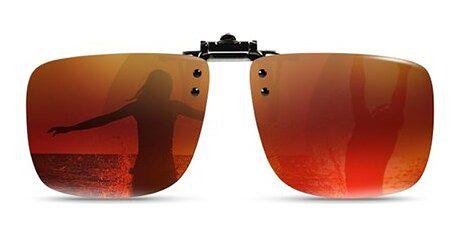 Okulary przeciwsłoneczne Hayne-clip-on
